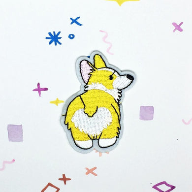 Corgi Butt Patch