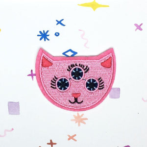 Three Eyed Cat Patch