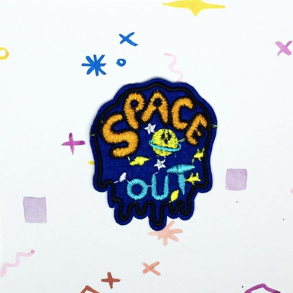 Space Out Patch