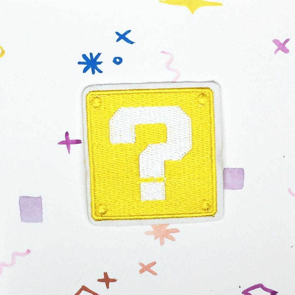 Question Mark Patch