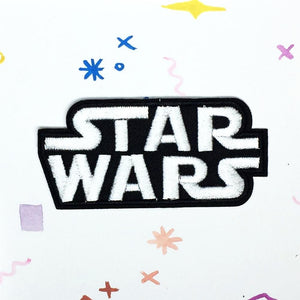 White Star Wars Patch