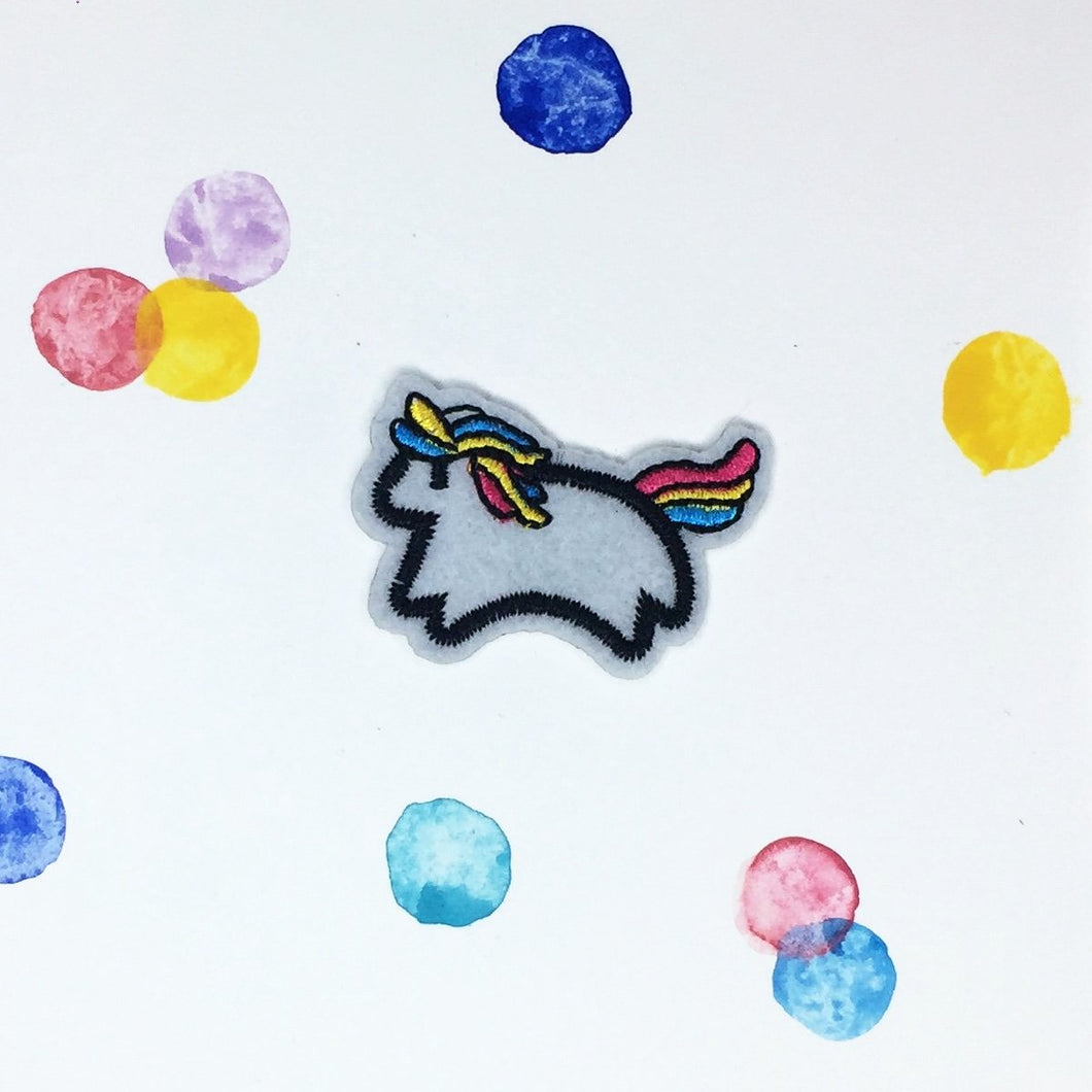 Small Unicorn Patch