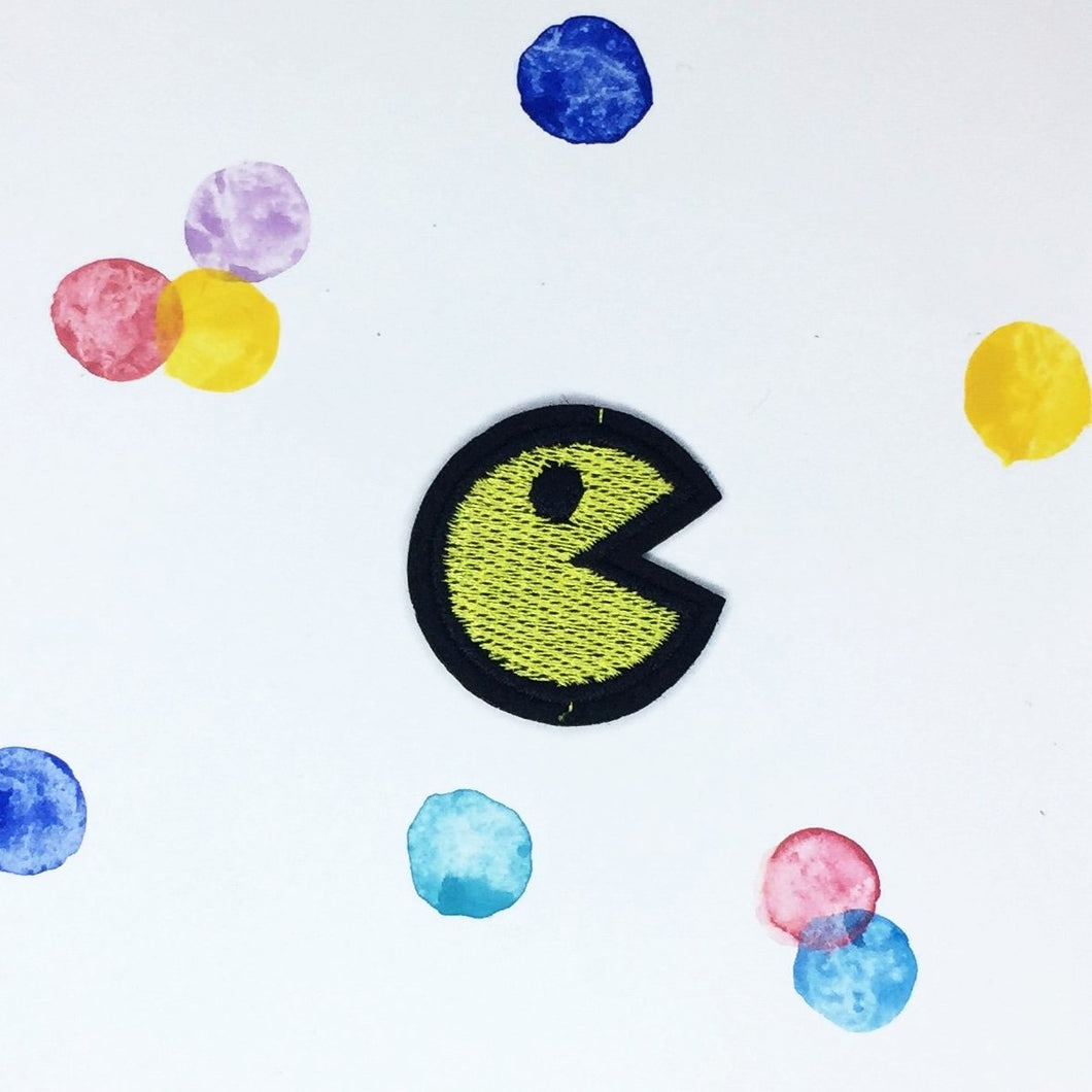 Small Pacman Patch