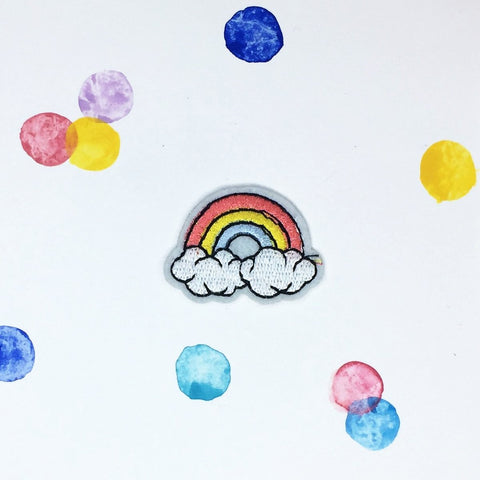 Small Rainbow Patch