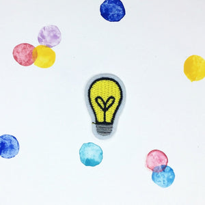 Small Lightbulb Patch