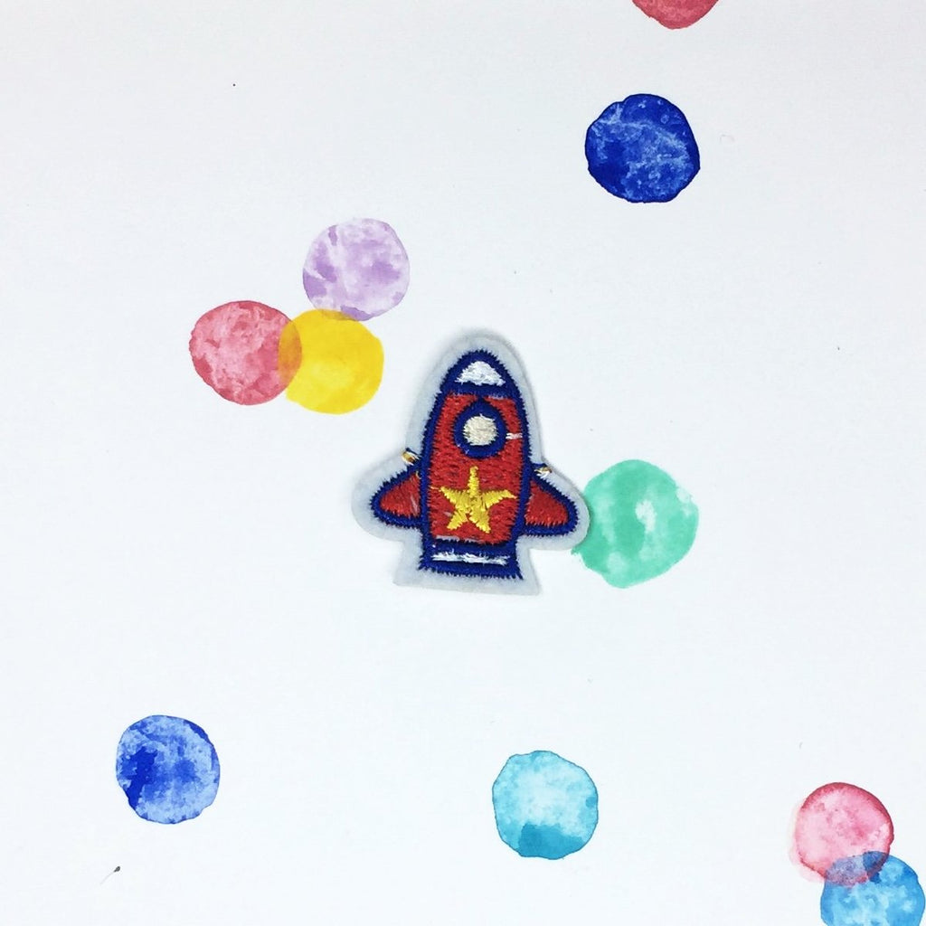 Small Rocketship Patch