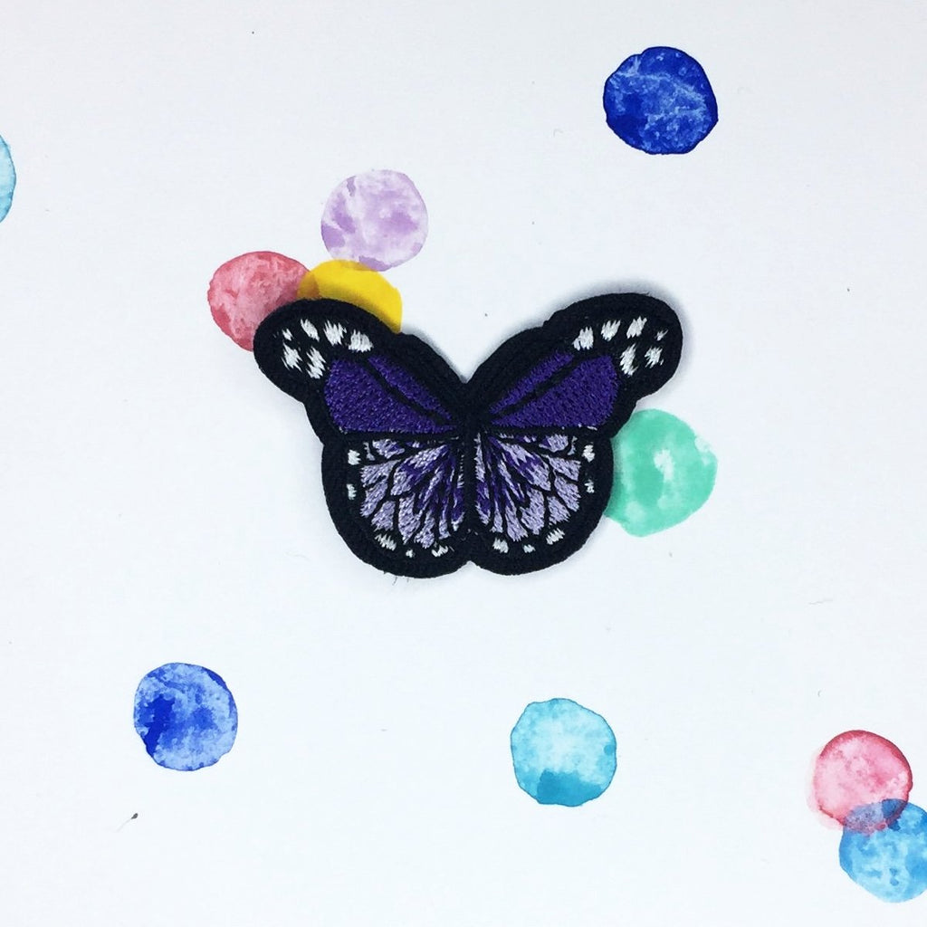Small Butterfly Patch