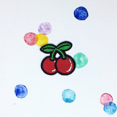 Small Cherries Patch