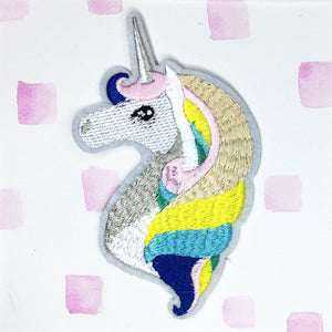 Pastel Unicorn Patch