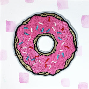 Large Donut Patch