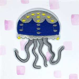 Large Squid Patch