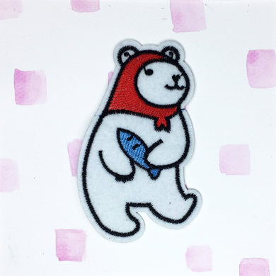 Polar Bear Patch