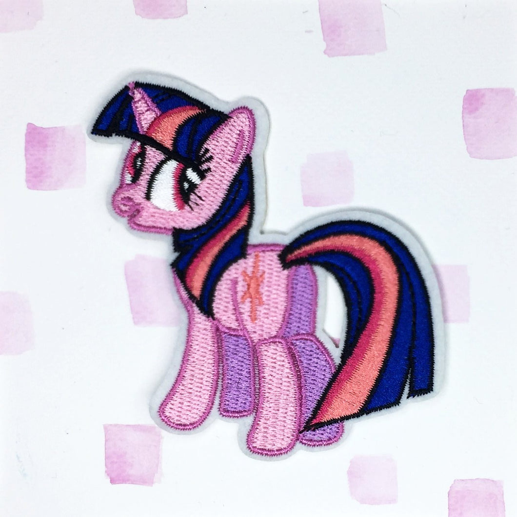 My Little Pony Twilight Sparkle Patch