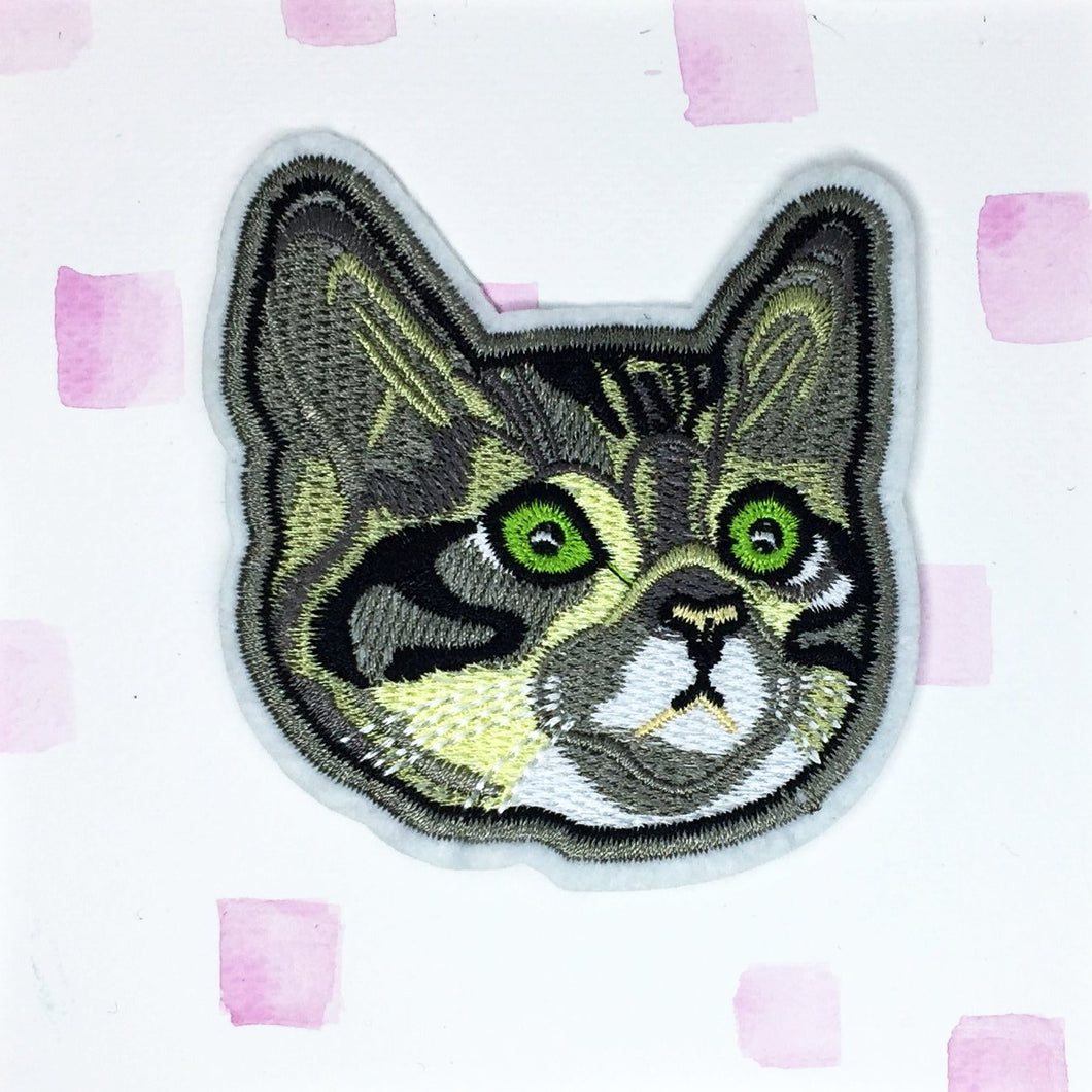 Large Cat Patch