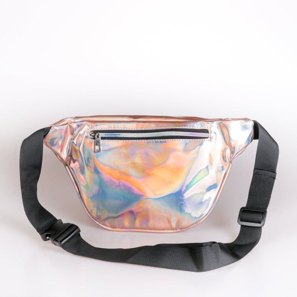 Gold Holo Fanny Pack