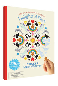 Delightful Days Sticker Kaleidoscopes™ Book