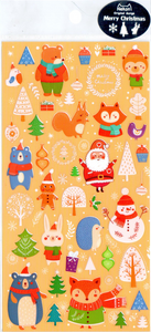 Nekoni Merry Christmas Sticker Sheet