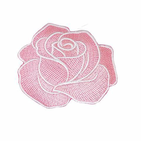 Pink Rose Patch
