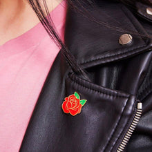 Rose City Pin