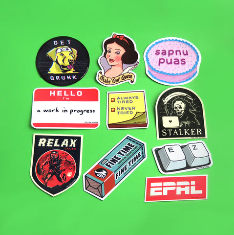 Sticker Pack #4