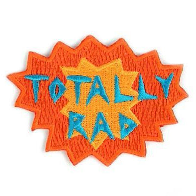 Totally Rad Patch