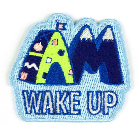 Wake Up Patch
