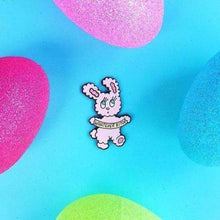 Naughty Bunny Pin