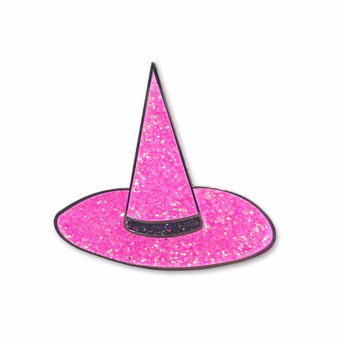 Witch Hat Kawaii Pin