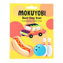 Best Day Ever Sticker Patches