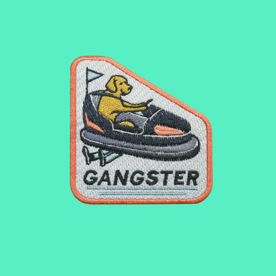 Gangster Patch