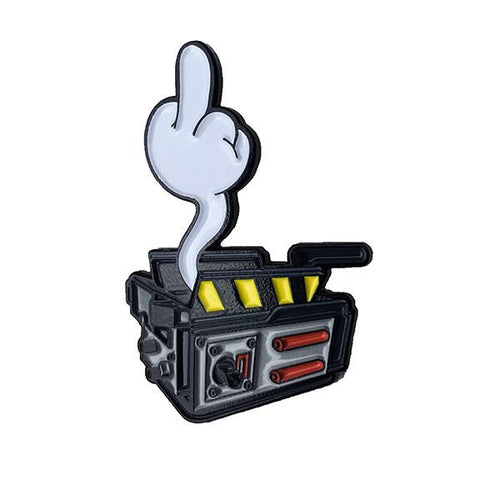 Ghost Trap Pin