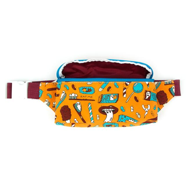 Ghost Paste Fanny Pack