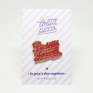 Bichette Now and Forever Pin