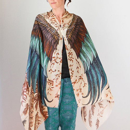 Exotic Wings Scarf