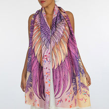 Blush Wings Scarf