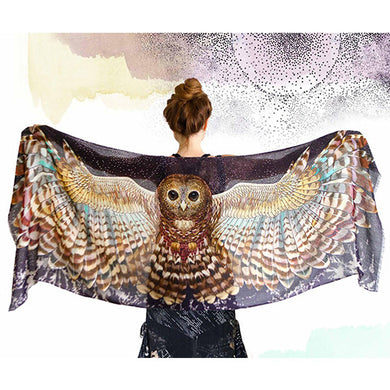 Night Owl Scarf