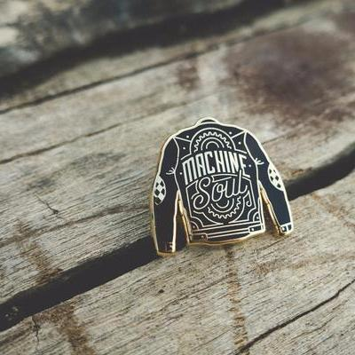 Machine Soul Pin