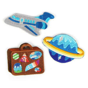 Sky High Sticker Patches