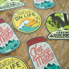 Adventure Sticker Set #3