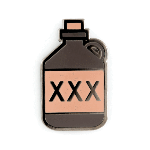 Liquor Jug Pin
