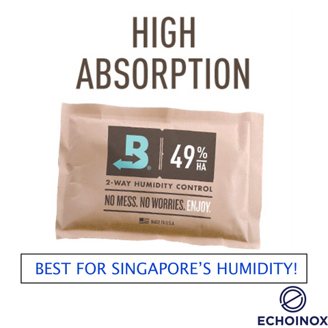 Boveda 2 Way Humidification Pack Echoinox