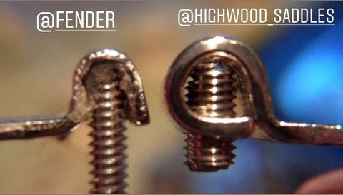 Highwood vs Fender