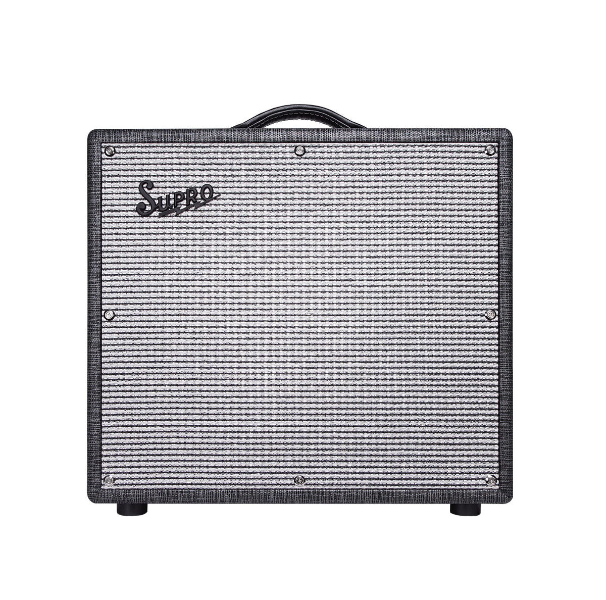 Supro 1696RT Black Magick Reverb Combo Front