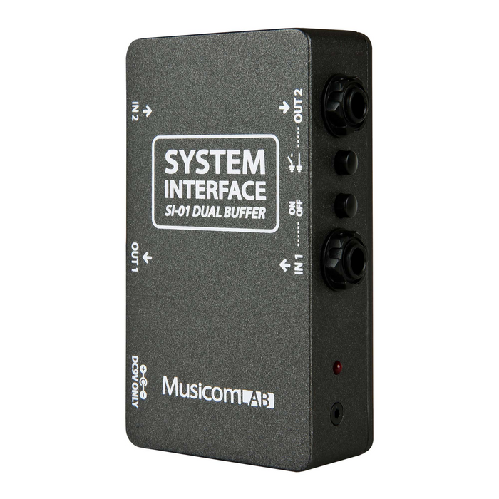 Echoinox Musicom Lab System Interface SI-01 Dual Buffer