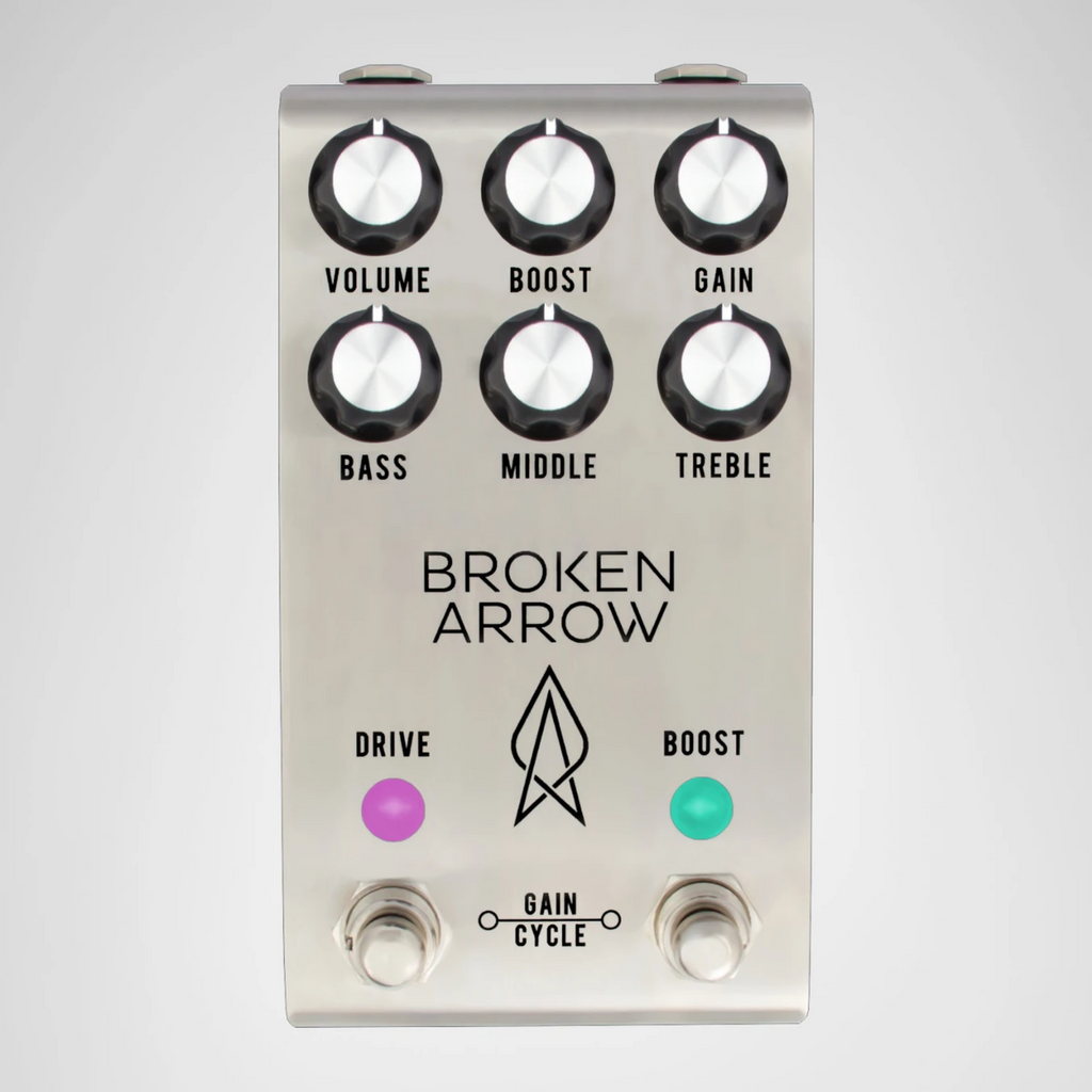 Jackson Audio Broken Arrow Echoinox