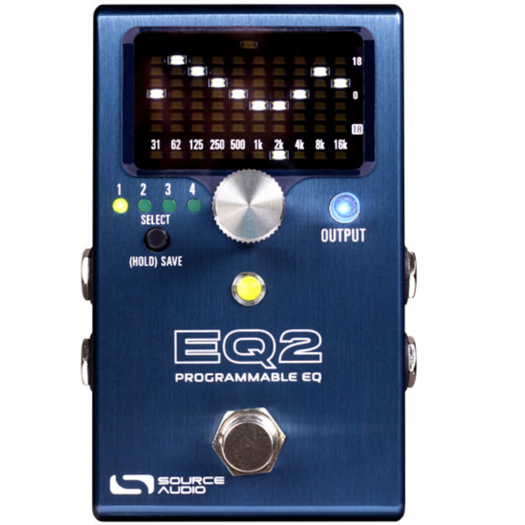 Echoinox Source Audio Programmable EQ 2 10 Band