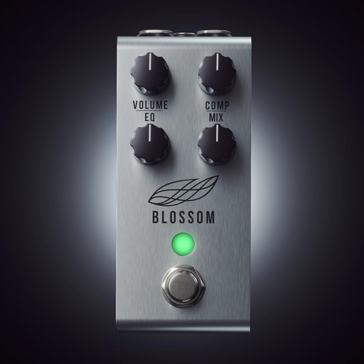 Jackson Audio Blossom Optical Compressor  Echoinox
