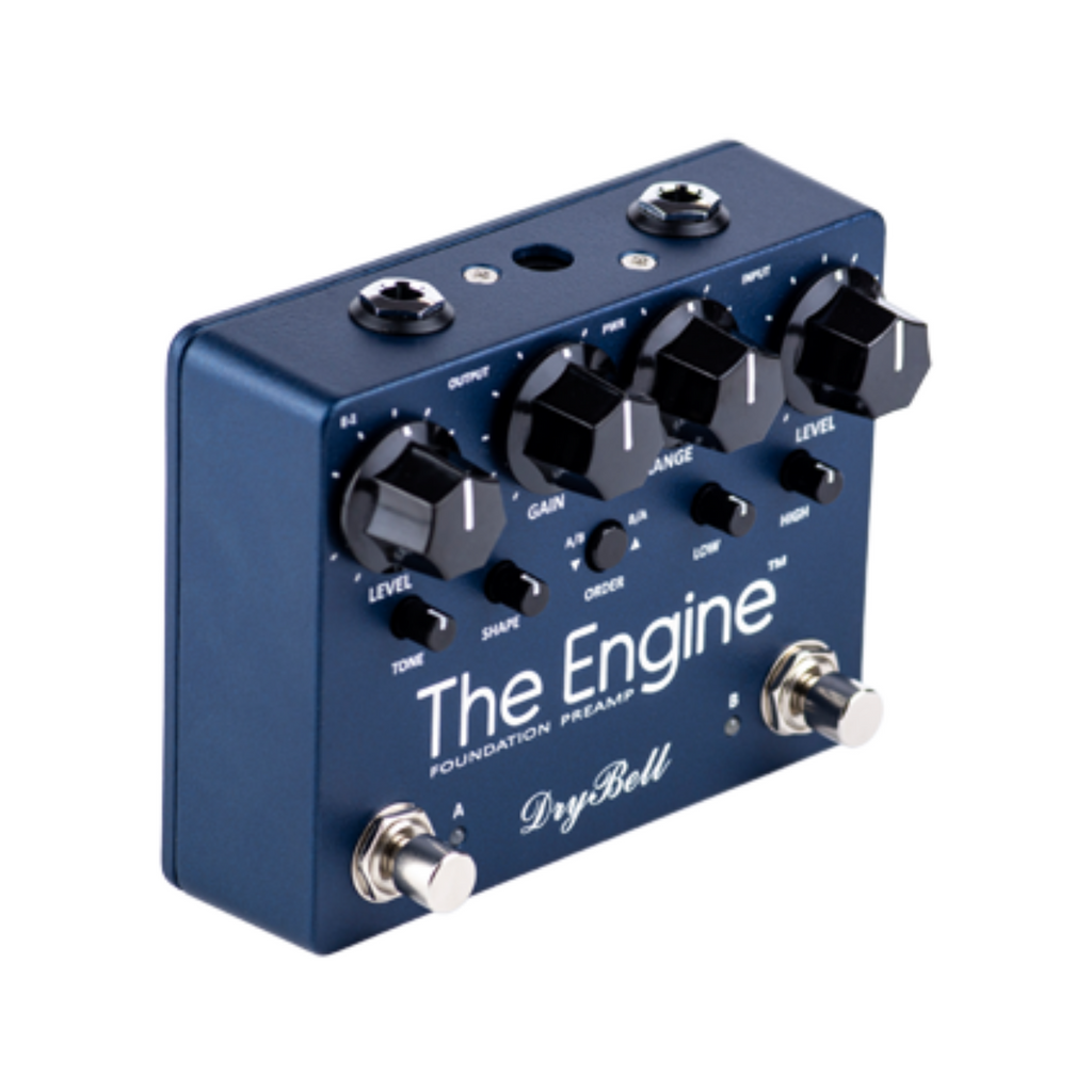 DryBell The Engine Foundation Preamp