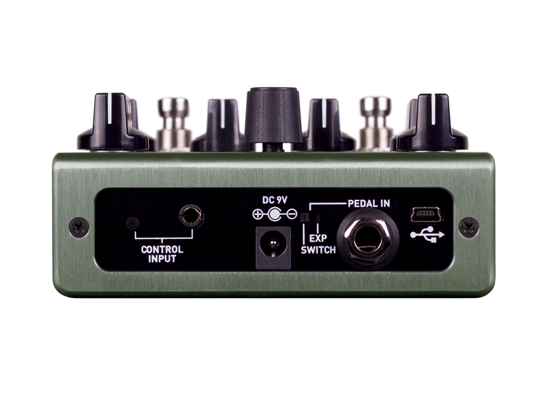 Echoinox Source Audio Ventreis Dual Reverb