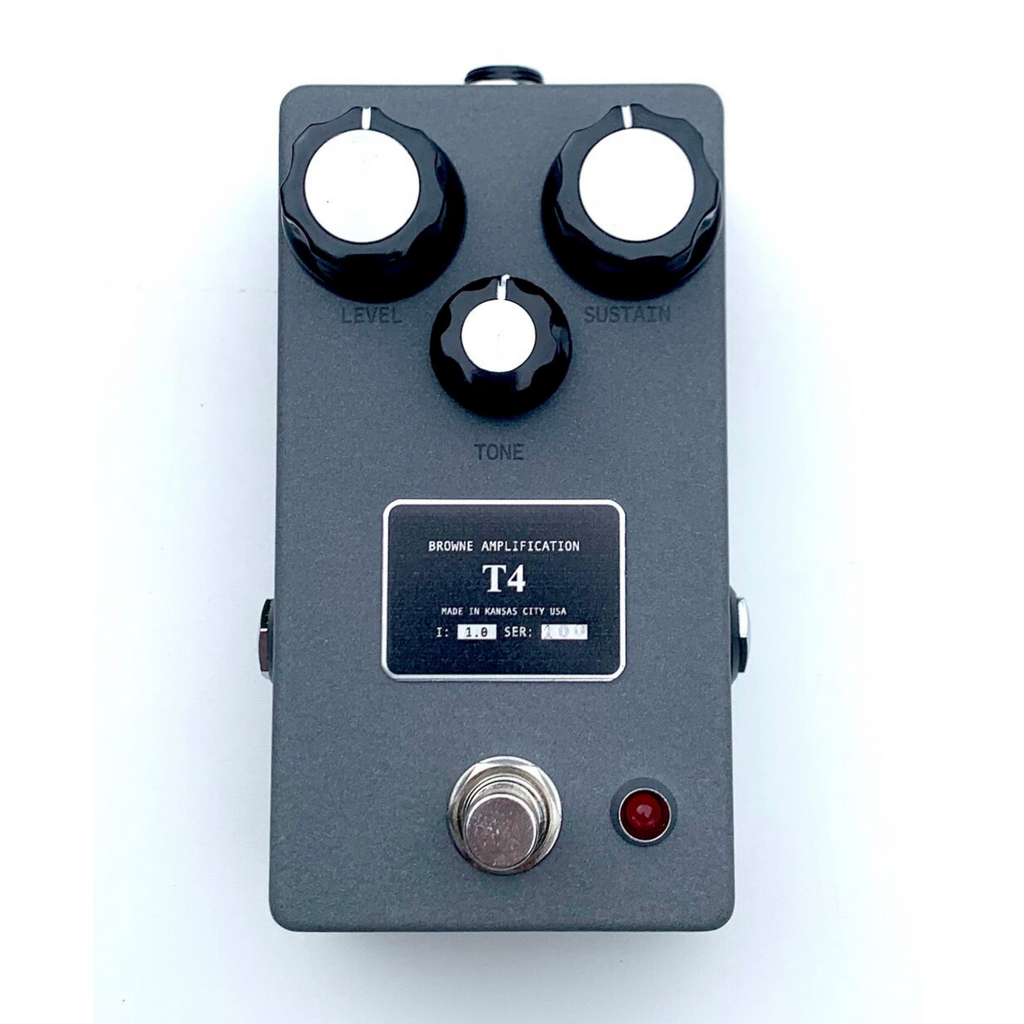 Browne Amps T4 Fuzz